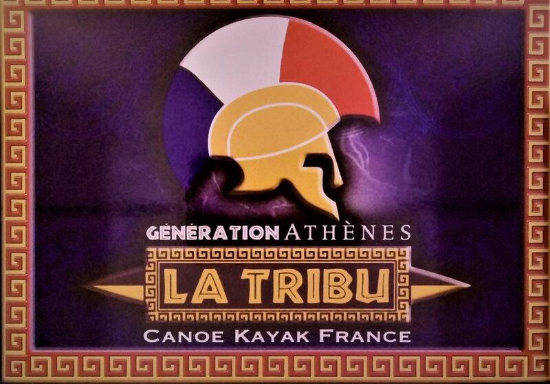Carte La Tribu JO 2004 - 4