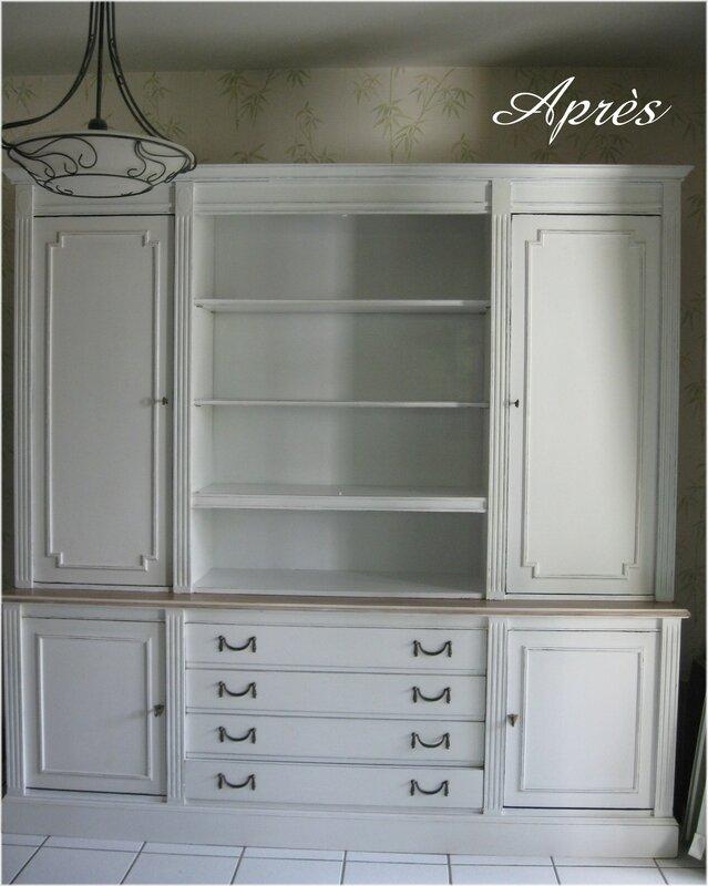 transformation d 39 un meuble anglais atelier soulan d 39 emperos. Black Bedroom Furniture Sets. Home Design Ideas