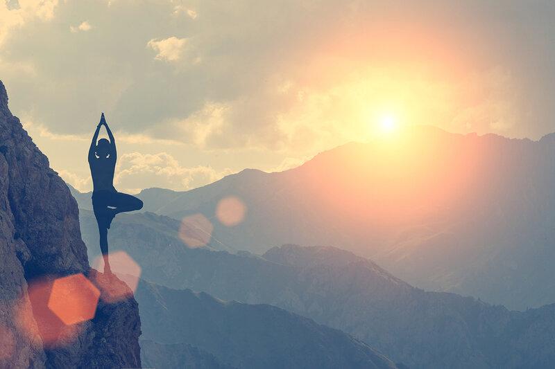 yoga L'arbre