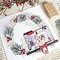 Une page avec la collection oh winter pour florilèges design