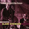 Slam Stewart - 1975 - Fish scales (Black and Blue)