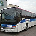 Setra s 419 ul réseau 67 compagnie des tranports du bas-rhin