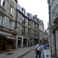 Rue piétonne de Poitiers centre