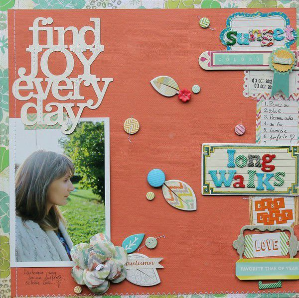 find joy by sophie crespy