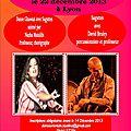 Stage de sagattes et de danse ghawazi le 22 décembre 2013 à lyon avec nazha matalibi (69)