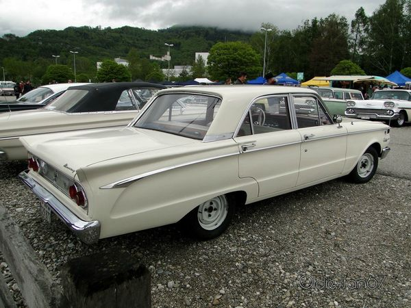 mercury comet 4door sedan 1962 b