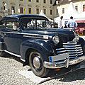 OPEL Olympia '50 berline 1950 Ludwigsburg (1)