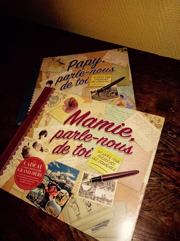 Mamie Parle Nous De Toi Un Album Souvenir