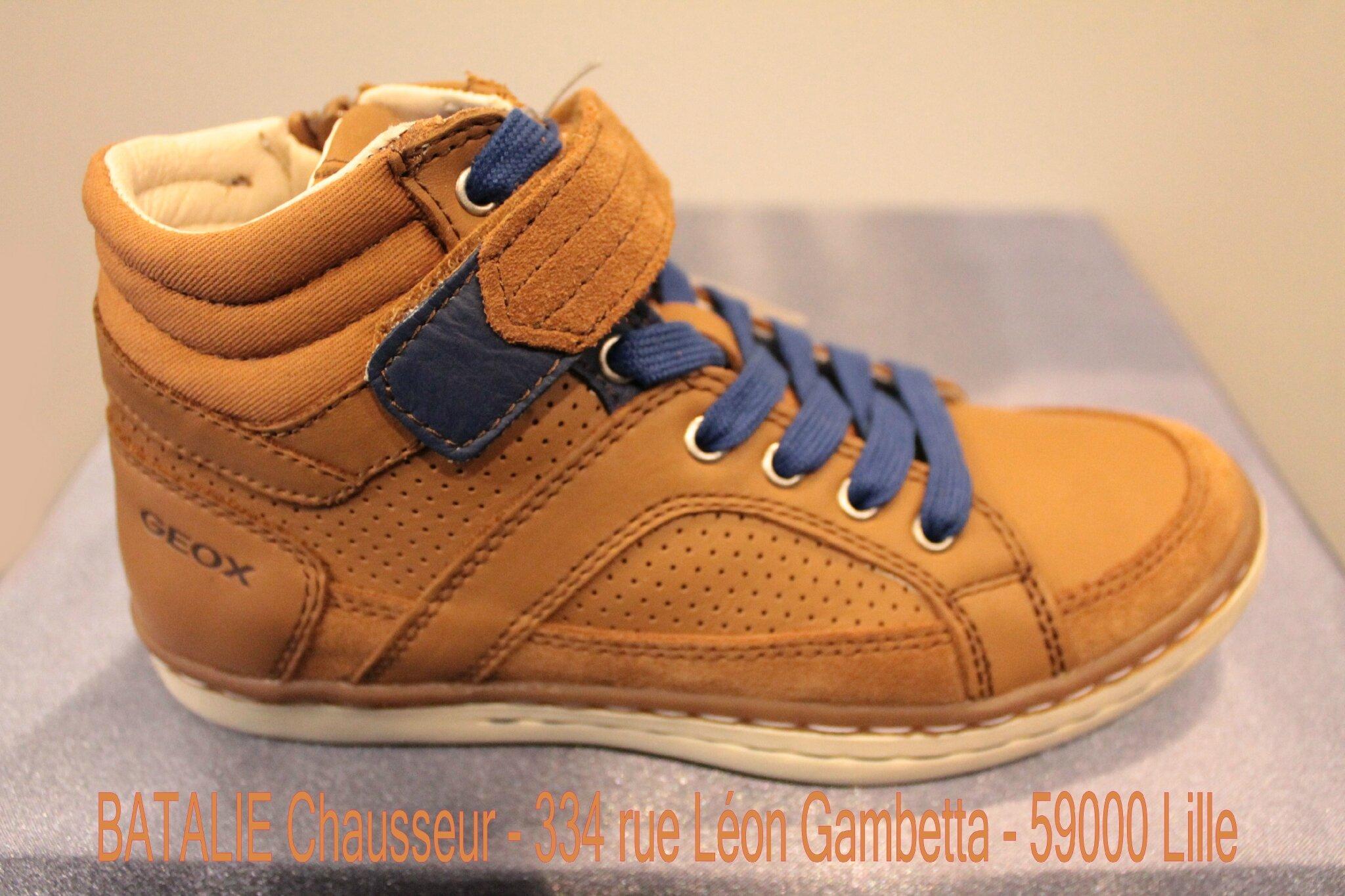 chaussure geox enfant lille boutique Batalie Chausseur 334