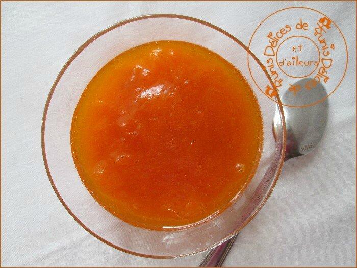 confiture d'abricots 2