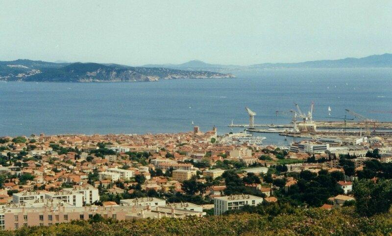 La Ciotat, depuis la route des Crètes, 1999 (13)