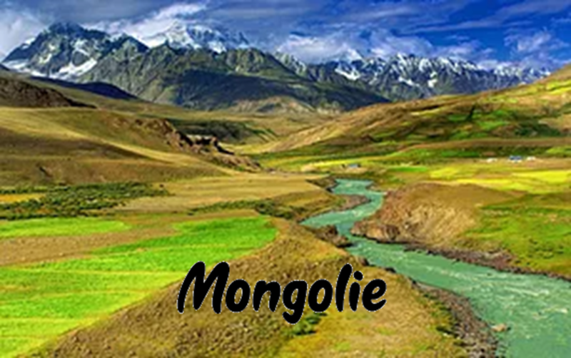 01 - Mongolie