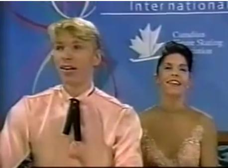 Capture 1998 Canada Isabelle & Olivier