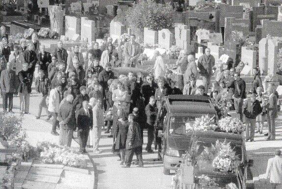 enterrement belge