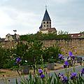 Sur les traces du Chemin Dijon-Le Puy en 2001 - 6 -