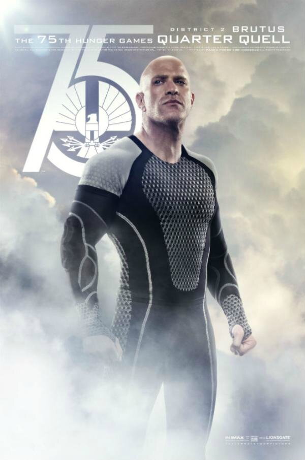 Catching Fire Brutus