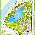 Lyon - parc de la tete d'or - roseraie