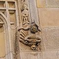 Poitiers, Hôtel Fumée et les Légendes Poitou - Mélusine, licorne et le dragon (2)