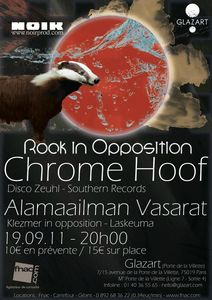 20110919 Chrome Hoof au Glazart