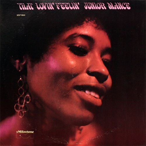 Junior Mance - 1972 - That Lovin' Feelin' (Milestone)