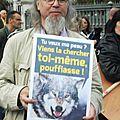 Marche Contre La Fourrure 2013