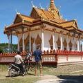 Les environs de battambang en velo