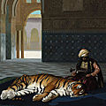 Orientalist masters at sotheby's spring auction of 19th century european art in new york
