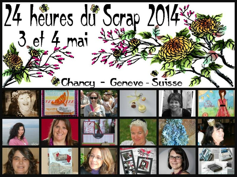 Fichet 24h du Scrap 2014