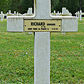 Richard edmond (vatan) + 19/10/1915 beauséjour (51)
