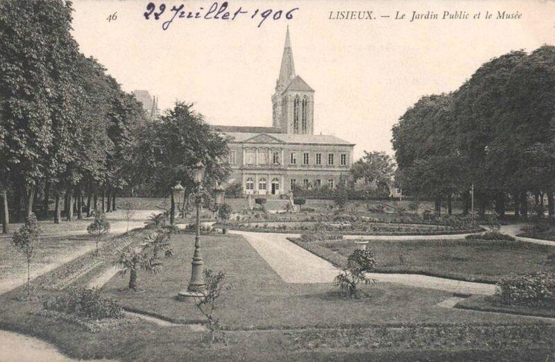 Lisieux jardin public (3)