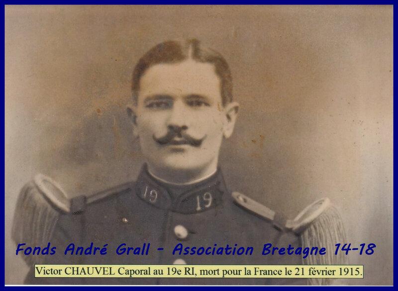 VIctor Chauvel Fonds A