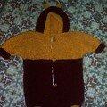 manteau bébé clt