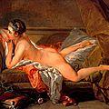 ROCOCO 1752_Odalisque blonde_Boucher