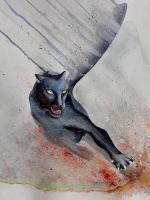 Panthera pardus 711