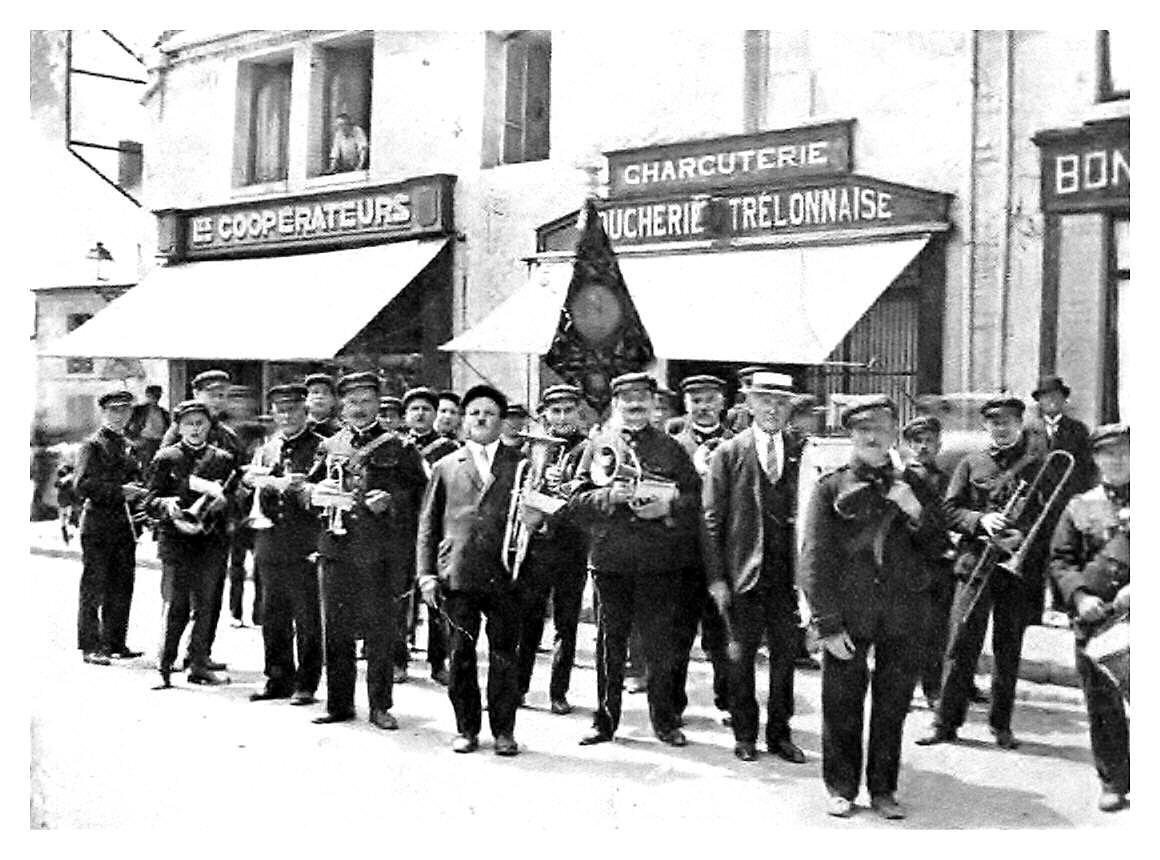TRELON-La Fanfare Municipale 1948