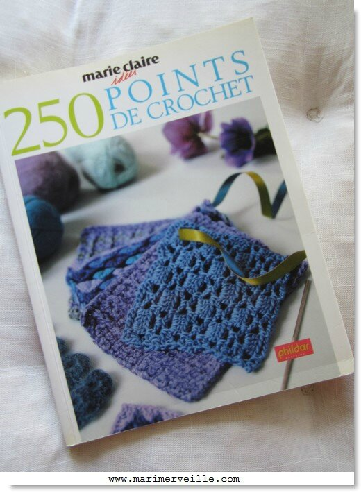 250 points au crochet - Marimerveille