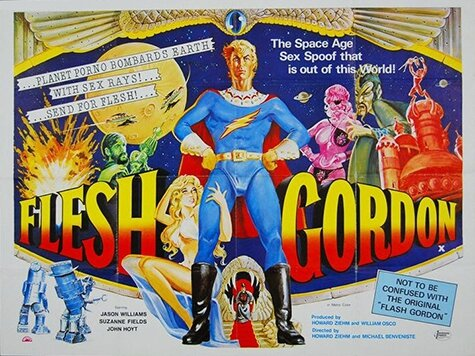 Flesh_Gordon_affiche