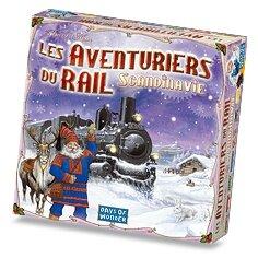 Boutique jeux de société - Pontivy - morbihan - ludis factory - Aventuriers du rail scandinavie