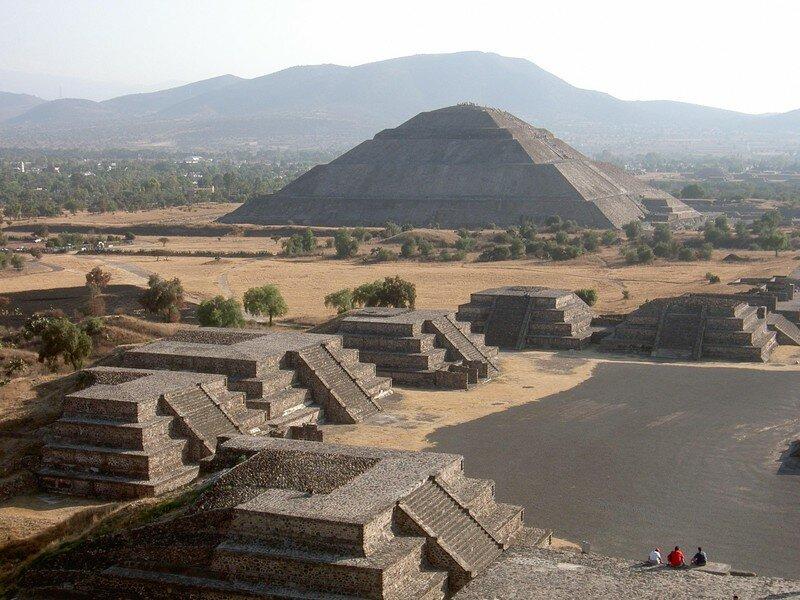 Teotihuacan 051 - 2005-01-08