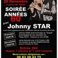 Concert de johnny star à andilly (95580)
