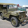 Willys jeep mb 1944