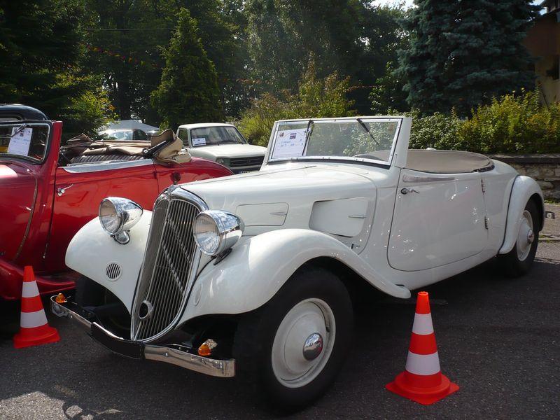 CITROËN Traction Avant 7C cabriolet 1935 Créhange (1)