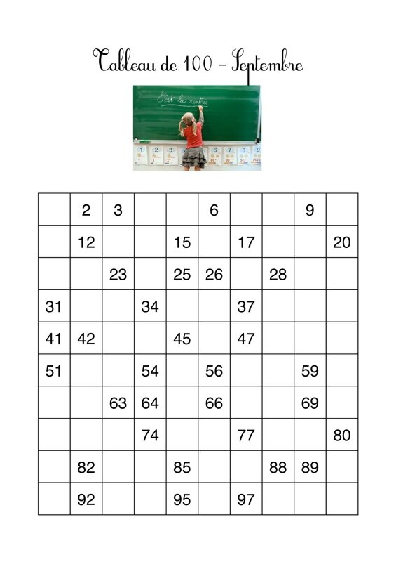 Tableau de 100 - activités-13