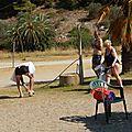 Epidhavros douches à la plage 300614