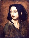 Rachel par William Etty en 1840