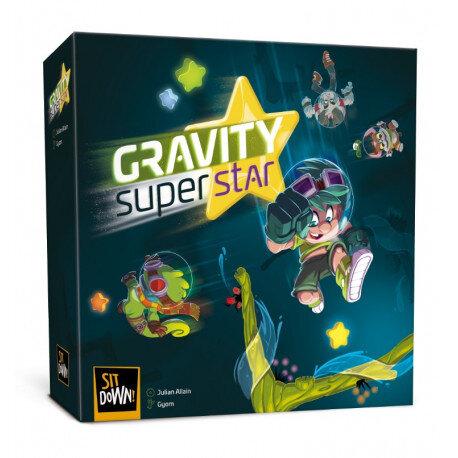 Boutique jeux de société - Pontivy - morbihan - ludis factory - Gravity superstar