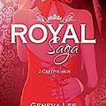 Royal saga #2 - captive-moi > geneva lee