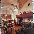 Vaux le Vicomte - chateau - cuisine