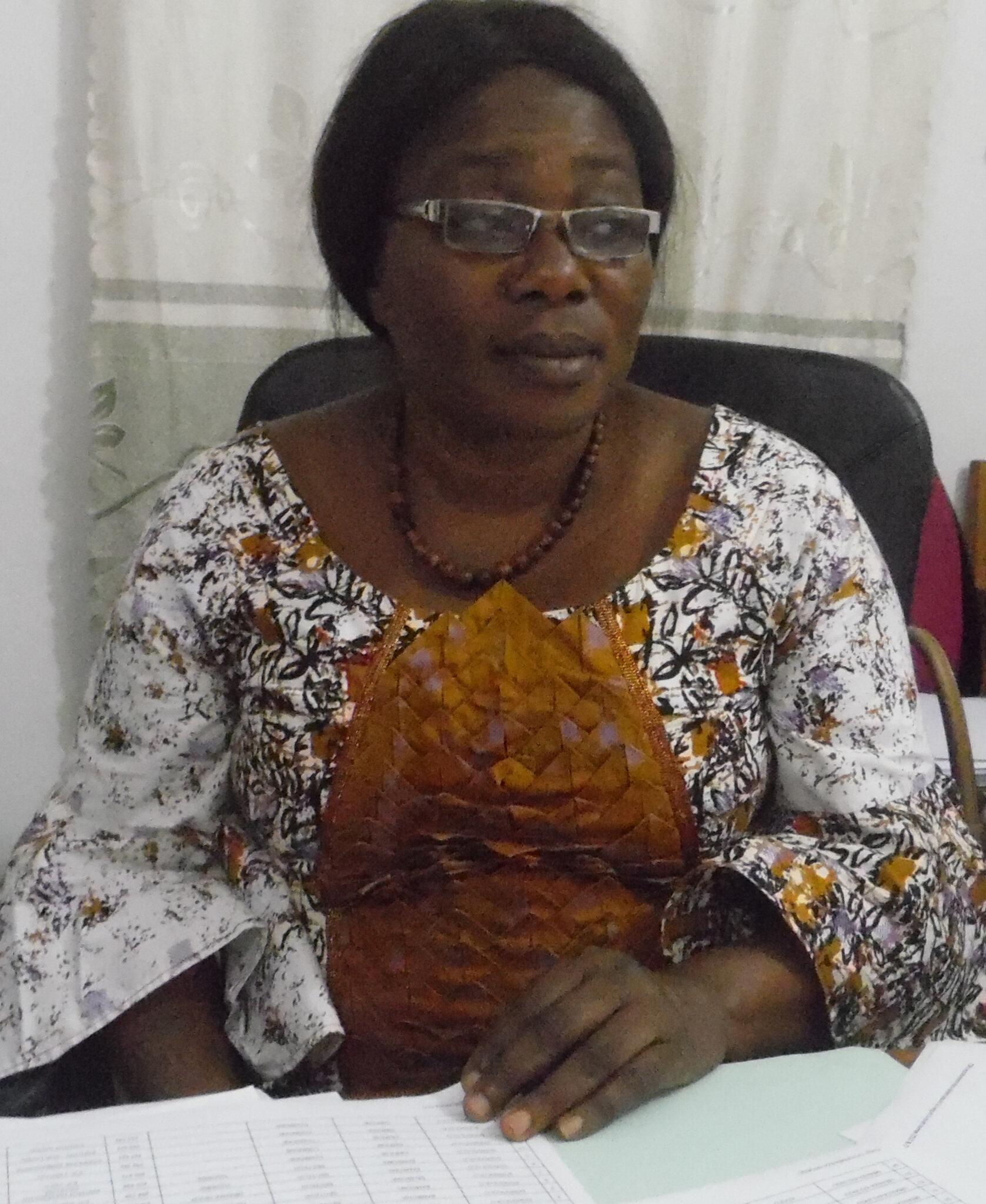 Directrice de la CDJP Matadi
