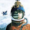 Ferdi Posthuma de Boër (1930-1995) 002 Le cosmonaute 1980